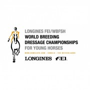 Longines FEI/WBFSH World Breeding Dressage Championships for Young Horses