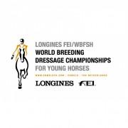 Longines FEI/WBFSH World Breeding Dressage Championships for Young Horses
